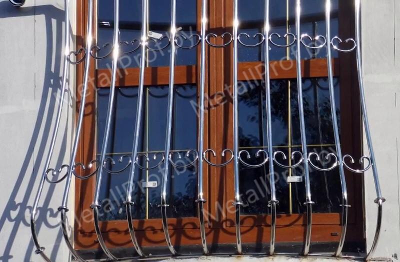 Ограждение из нержавейки лестницы балконы террасы = нержстал.