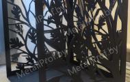 MetallProf.by. Продукция из металла и стекла. Дровницы.
