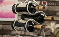 MetallProf.by. Продукция из металла и стекла. Винные подставки. Подставки для бутылок.