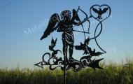 MetallProf.by. Продукция из металла и стекла. Флюгера.