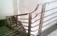 MetallProf.by. Продукция из металла и стекла. Лестницы и перила в офисы.