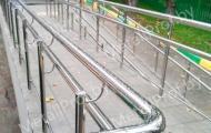 MetallProf.by. Продукция из металла и стекла. Пандусы.