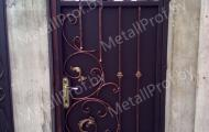 MetallProf.by. Продукция из металла и стекла. Калитки и двери.