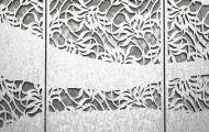 MetallProf.by. Продукция из металла и стекла. Декоративные перегородки, зонирование.