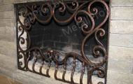 MetallProf.by. Продукция из металла и стекла. Камины.