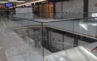 MetallProf.by. Продукция из металла и стекла. Ограждения и перила для офисов.