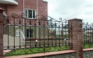 MetallProf.by. Продукция из металла и стекла. Забор.