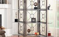 MetallProf.by. Продукция из металла и стекла. Ширмы и перегородки, зонирование.