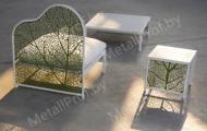 MetallProf.by. Продукция из металла и стекла. Столы и стулья.