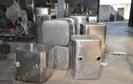 MetallProf.by. Продукция из металла и стекла. Металлоконструкции и изделия.