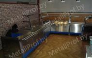 MetallProf.by. Продукция из металла и стекла. Столы промышленные.