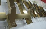MetallProf.by. Продукция из металла и стекла. Буквы для вывесок.